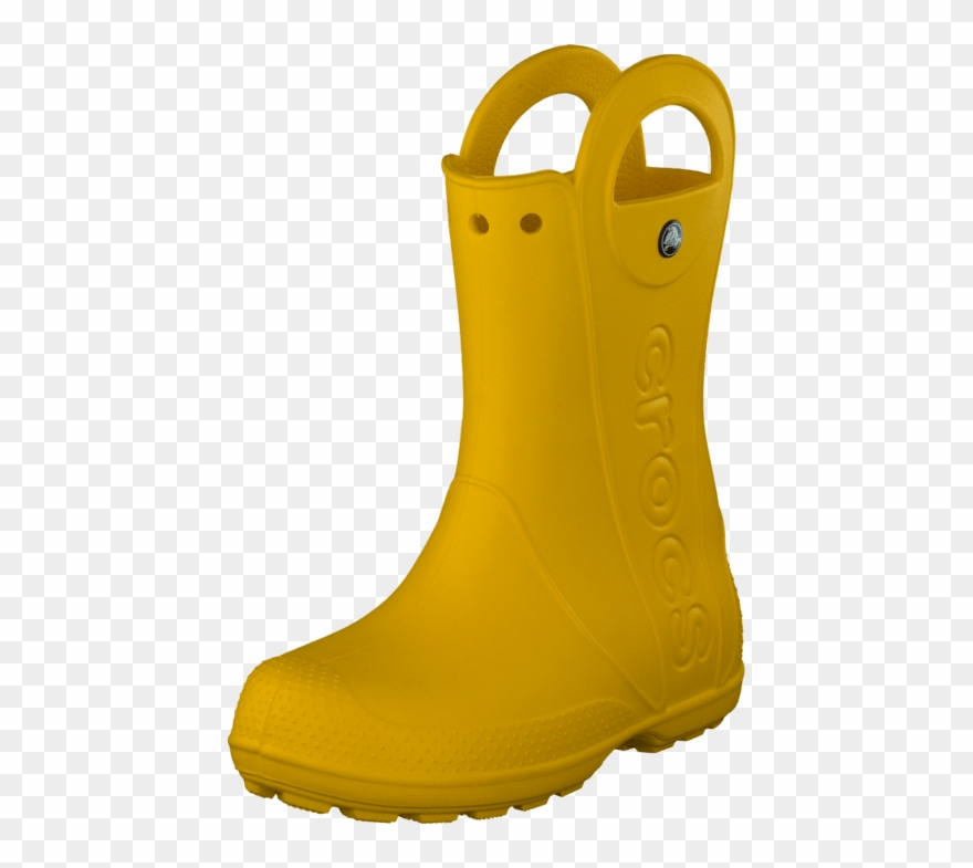 Yellow rain boot clipart picture transparent stock Handle It Rain Boot Kids Yellow Clipart (#2500075) - PinClipart picture transparent stock