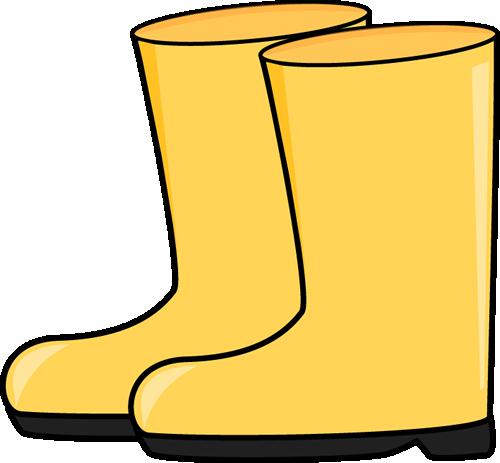 Yellow rain boot clipart picture stock Rain boots. | Weather Clip Art | Rain boots, Clip art, Rain picture stock