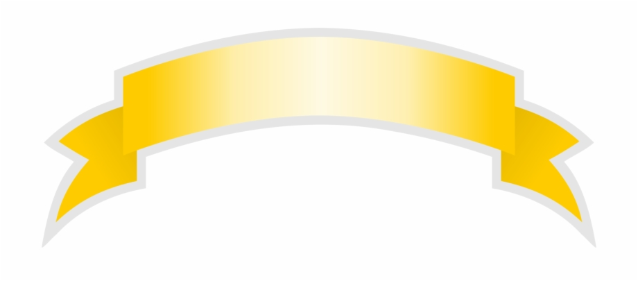 Yellow ribbon images clipart svg free Yellow Ribbon Yellow Ribbon Paper Banner - Yellow Ribbon ... svg free