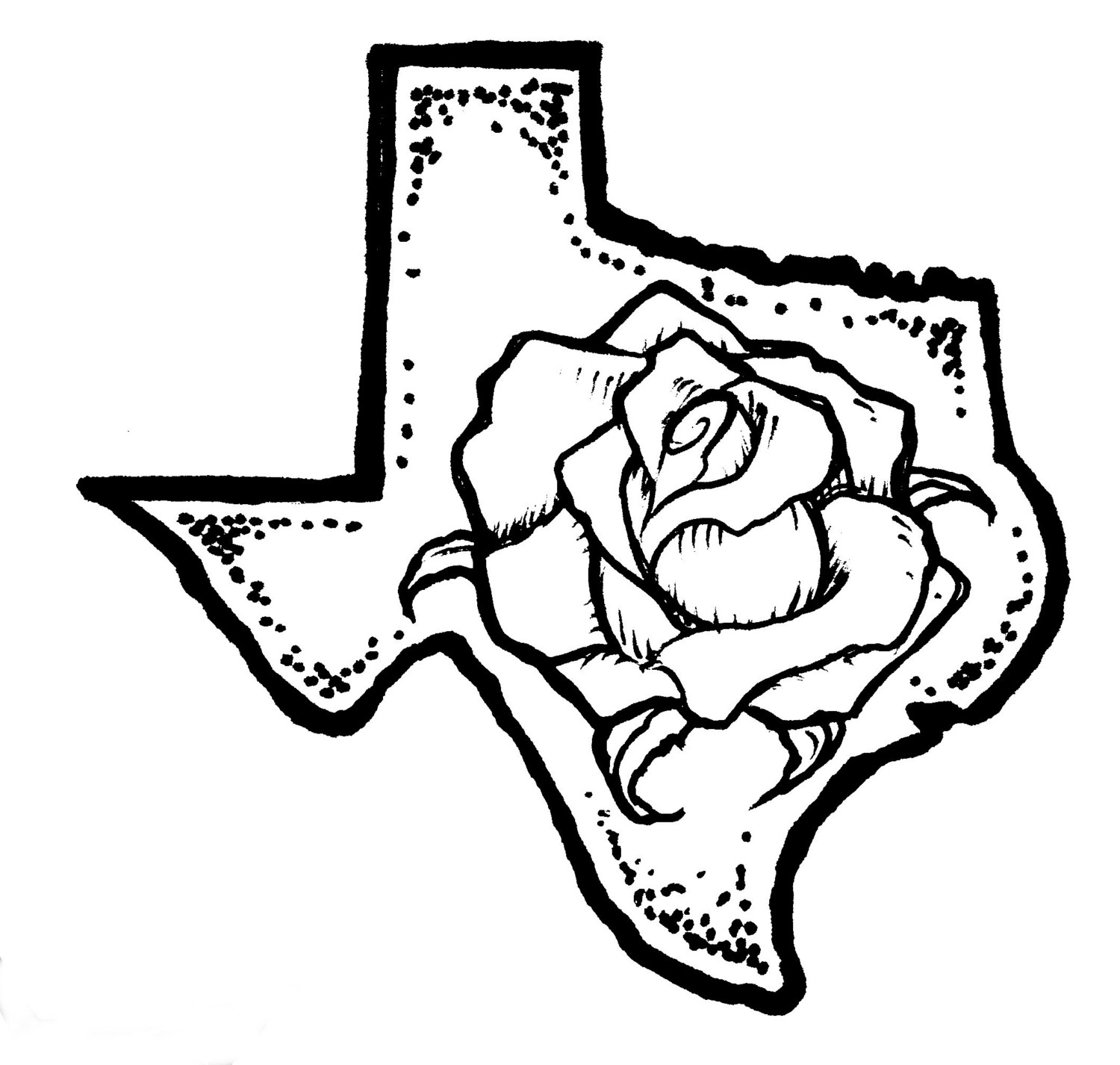 Yellow rose of texas clipart clip transparent library Yellow rose of texas clipart - ClipartBarn clip transparent library