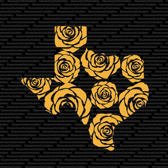 Yellow rose of texas clipart png download Texas yellow Rose, flowers, Texas state shape, vinyl ... png download