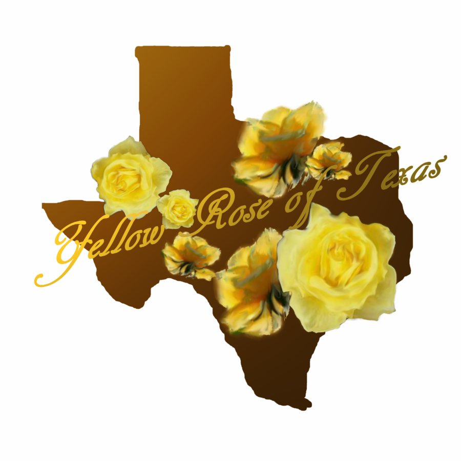 Yellow rose of texas clipart graphic black and white download Flowers Clipart Background clipart - Flower, Rose ... graphic black and white download