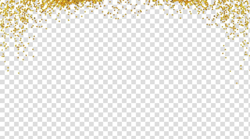 Glitter dots clipart png transparent library Yellow and orange dots decor, Glitter Gold Desktop , gold ... png transparent library