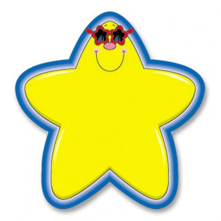 Yellow star spray clipart vector transparent download Carson-Dellosa Star Cutout Shape vector transparent download
