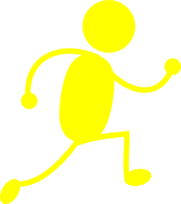 Yellow stick figure clipart picture transparent download Yellow Man Clip Art at Clker.com - vector clip art online ... picture transparent download