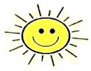 Yellow sun happy face clipart png transparent download Free Smiley Sun Cliparts, Download Free Clip Art, Free Clip ... png transparent download