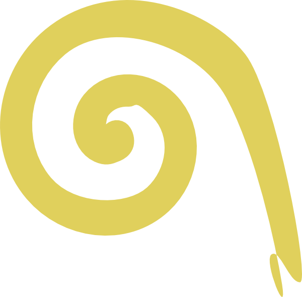 Yellow sun spiral clipart freeuse library Espiral Gold Clip Art at Clker.com - vector clip art online, royalty ... freeuse library