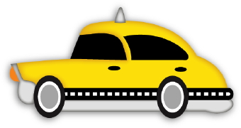 Yellow taxi clipart banner free library Free Cab Cliparts, Download Free Clip Art, Free Clip Art on ... banner free library