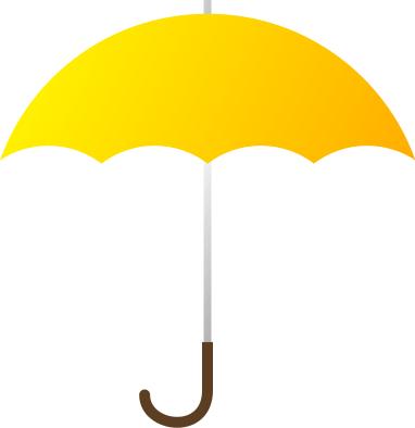 Yellow umbrella clipart clip art free Yellow Umbrella Clipart | Clipart Panda - Free Clipart Images clip art free