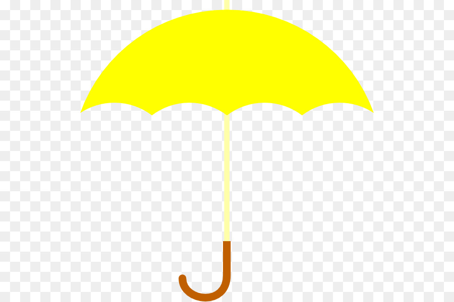 Yellow umbrella clipart transparent picture freeuse stock Leaf Line clipart - Umbrella, Yellow, Leaf, transparent clip art picture freeuse stock