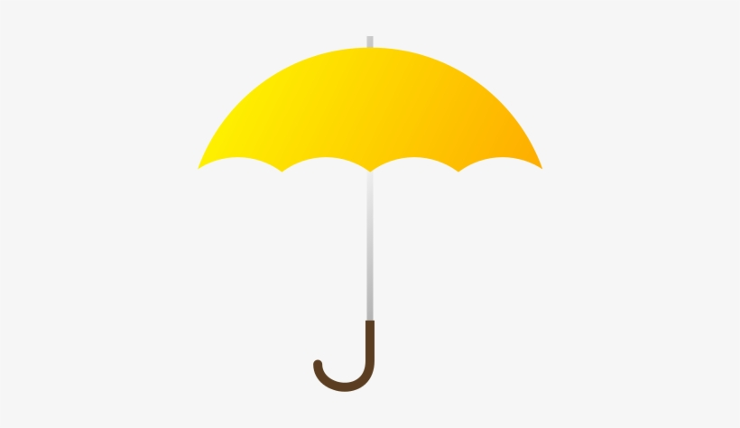 Yellow umbrella clipart transparent free library Yellow Umbrella Png - Umbrella Yellow Png Transparent PNG ... free library