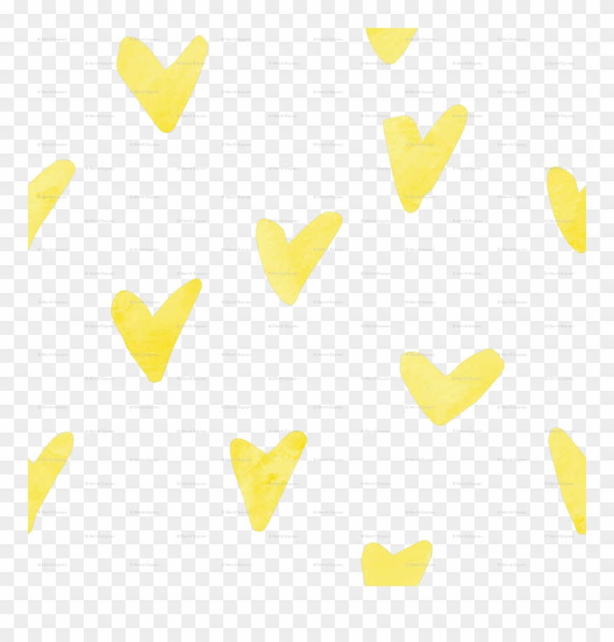 Yellow wallpaper clipart vector Lemon Yellow Wallpaper - Heart Clipart (#1736571) - PinClipart vector