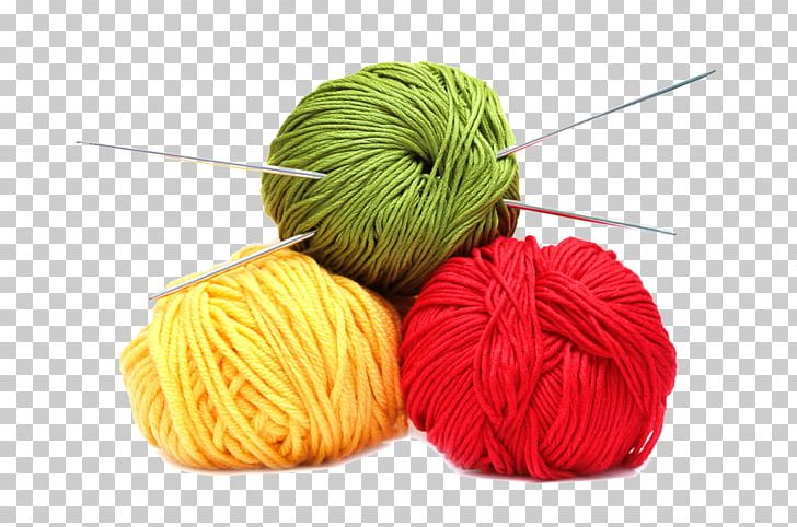 Yellow yarn stitch clipart clip library stock Knitting Needle Yarn Wool Hand-Sewing Needles PNG, Clipart ... clip library stock