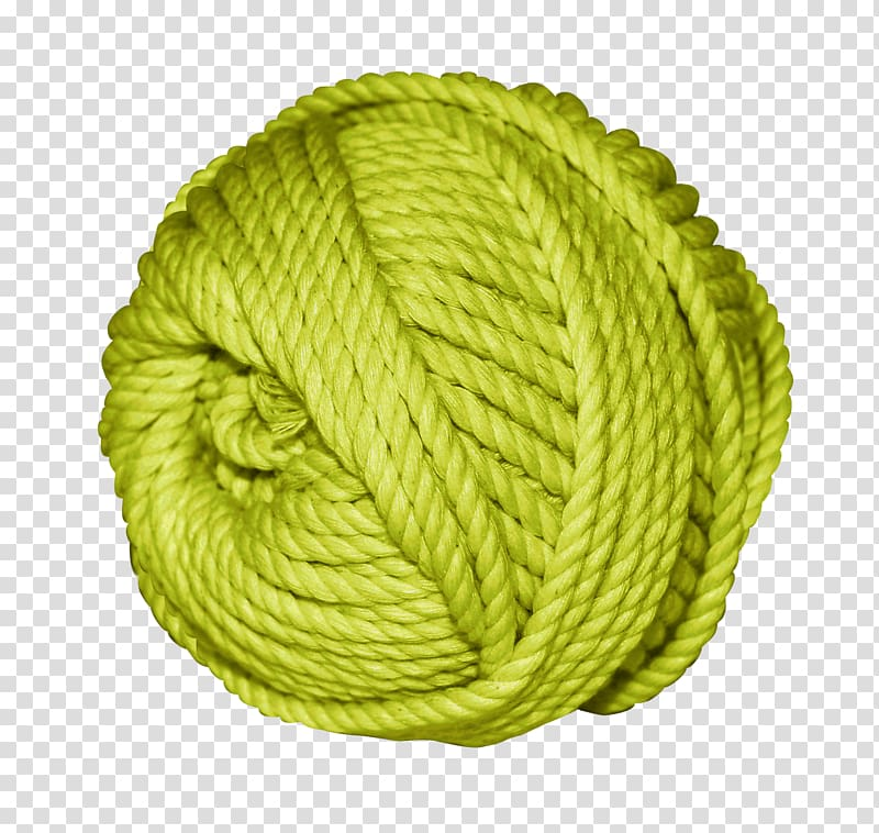 Yellow yarn stitch clipart graphic black and white library Wool Yarn Rope Thread, rope transparent background PNG ... graphic black and white library