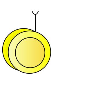 Yellow yoyo clipart clip art transparent Yellow Yo-yo clipart, cliparts of Yellow Yo-yo free download ... clip art transparent