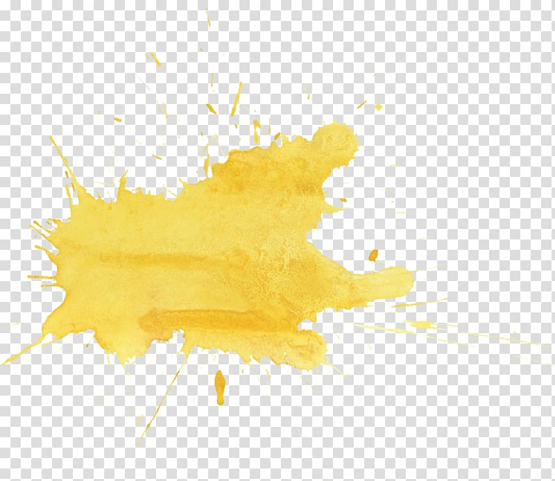 Yellows and blues background clipart svg freeuse Watercolor painting Yellow Desktop , watercolor background ... svg freeuse