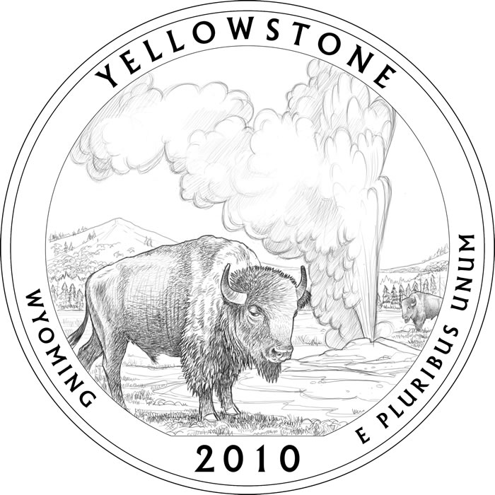 Yellowstone clipart silhouette image Free Yellowstone Park Cliparts, Download Free Clip Art, Free ... image
