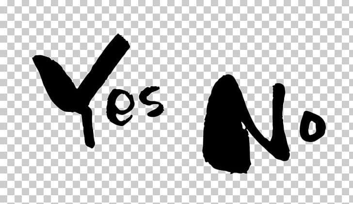Yes or no black and white clipart clip art transparent download Yes No Maybe Ink Brush Desktop PNG, Clipart, Angle, Black ... clip art transparent download