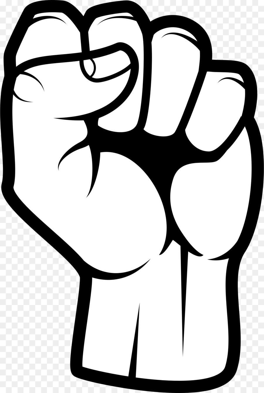 Yes fist clipart download Hand Cartoon clipart - Drawing, White, Face, transparent ... download