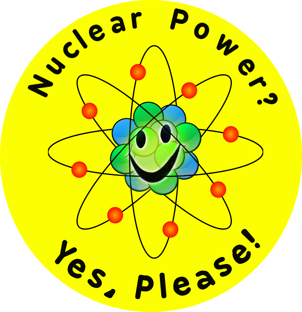 Yes please clipart png royalty free library nuclear power yes please yellow patch - /energy/nuclear/pro ... png royalty free library