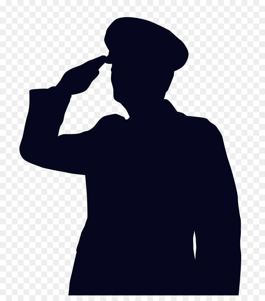 Yes salute clipart graphic stock Soldier Silhouette clipart - Soldier, Army, transparent clip art graphic stock