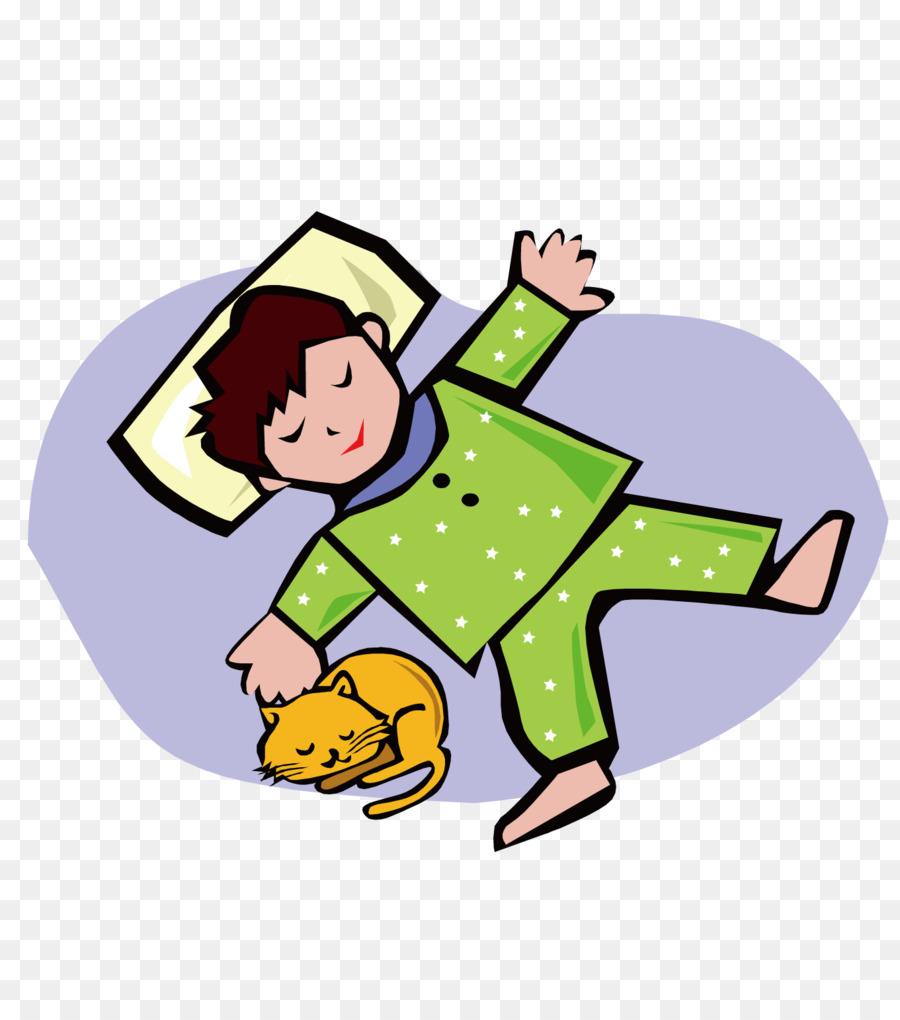 Yes sleep clipart clip royalty free download Man Cartoon png download - 1361*1515 - Free Transparent ... clip royalty free download