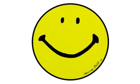 Yes smiley face clipart image black and white download Who Really Invented the Smiley Face? | Arts & Culture ... image black and white download