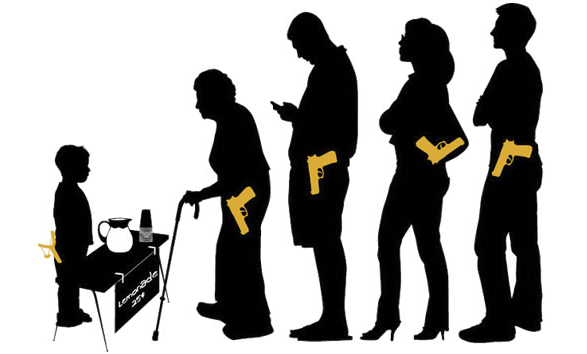 Yes to concealed carry clipart picture free download Best Concealed Carry Insurance [Top 5 Comparison] - Pew Pew ... picture free download