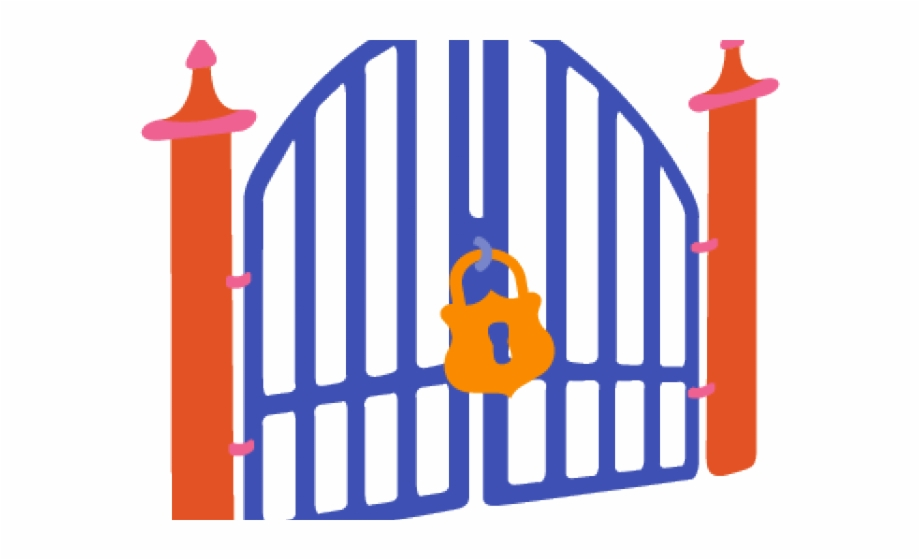 Yeshivah clipart banner freeuse stock Gate Clip School - School Gate Clipart Png Free PNG Images ... banner freeuse stock