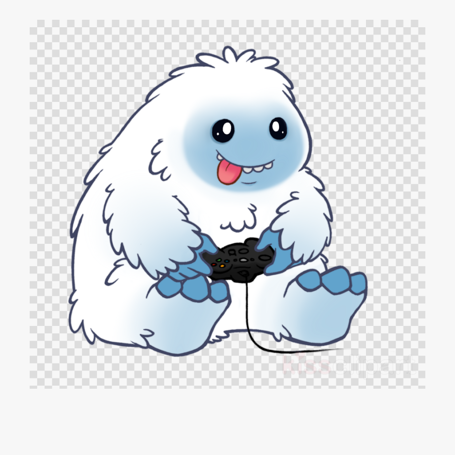 Yeti clipart images clip transparent library Download Gaming Yeti Clipart Yetisports Bigfoot - Water ... clip transparent library