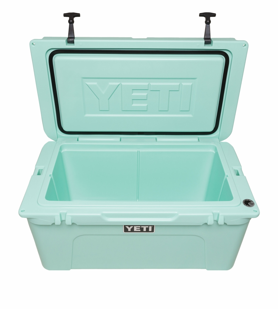 Yeti cooler clipart black and white download Yeti Tundra - Seafoam Yeti Cooler Free PNG Images & Clipart ... black and white download