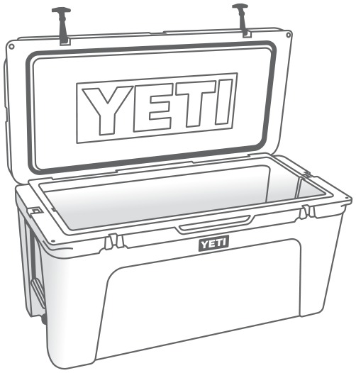 Yeti cooler clipart png free YETI - Clip Art Library png free