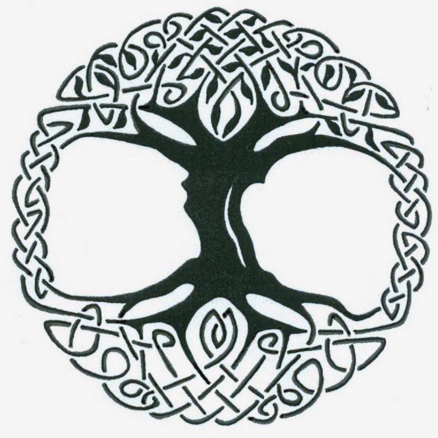Yggdrasil tattoo clipart vector freeuse yggdrasil Tattoo designs for men | Tattoo Designs 2019 vector freeuse