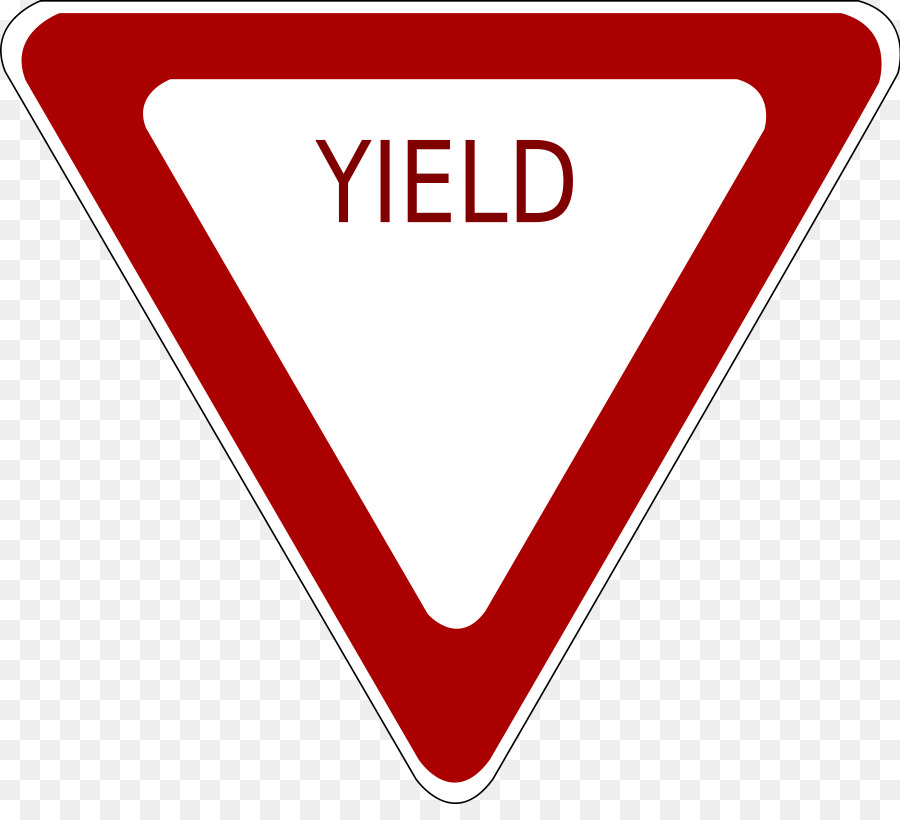 Yield sign clipart free clip freeuse stock Stop Sign png download - 900*805 - Free Transparent Yield ... clip freeuse stock