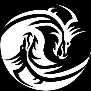 Yin yang clipart freeware clipart royalty free library 74 free yin yang vector clipart | Public domain vectors clipart royalty free library