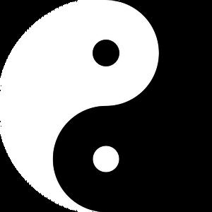 Yin yang clipart freeware graphic free download 74 free yin yang vector clipart | Public domain vectors graphic free download