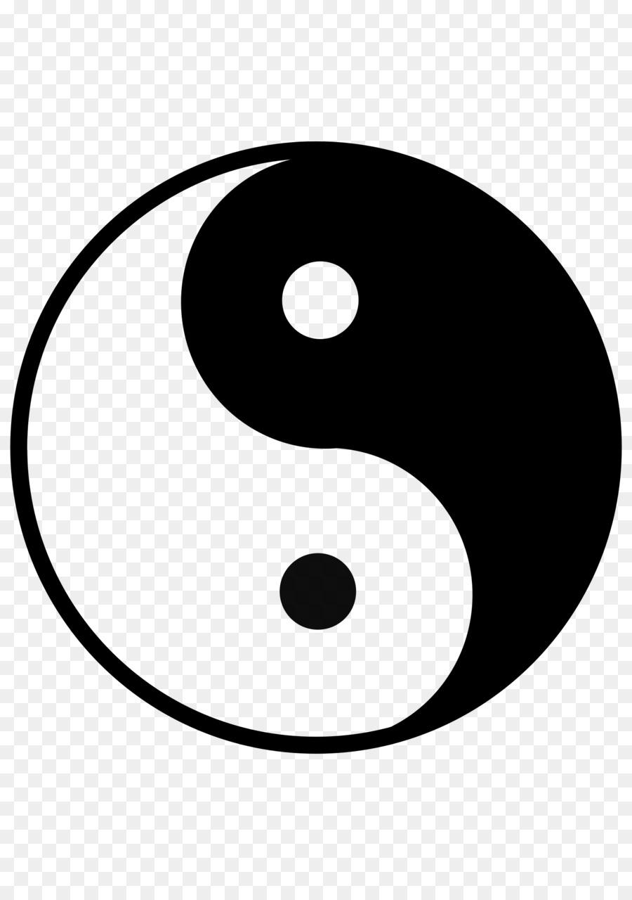 Yin yang image clipart image library stock Yin Yang png download - 1697*2400 - Free Transparent Yin And ... image library stock
