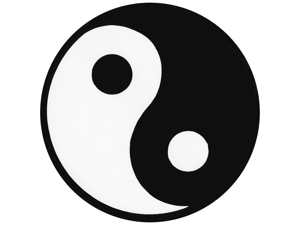 Yin yang image clipart jpg library download Free Yin Yang Symbol, Download Free Clip Art, Free Clip Art ... jpg library download