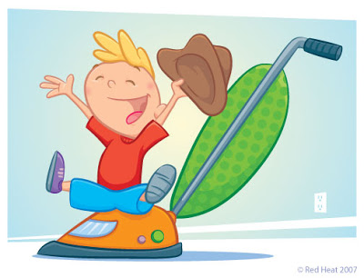 Yippee skippy clipart