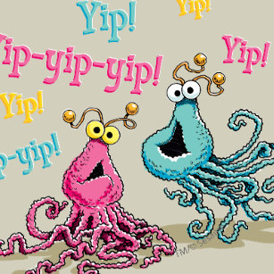 Yips clipart svg freeuse download Yip Yip Sesame St Gifts & Gift Ideas   Zazzle UK svg freeuse download