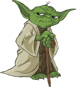 Yoda buddha clipart png library stock Yodify your grammar, you will, hmmHMMmm! | Work | Yoda ... png library stock