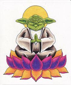 Yoda buddha clipart svg royalty free download 13 Best Yoda Buddha images in 2017   Star wars, Buddha, Starwars svg royalty free download