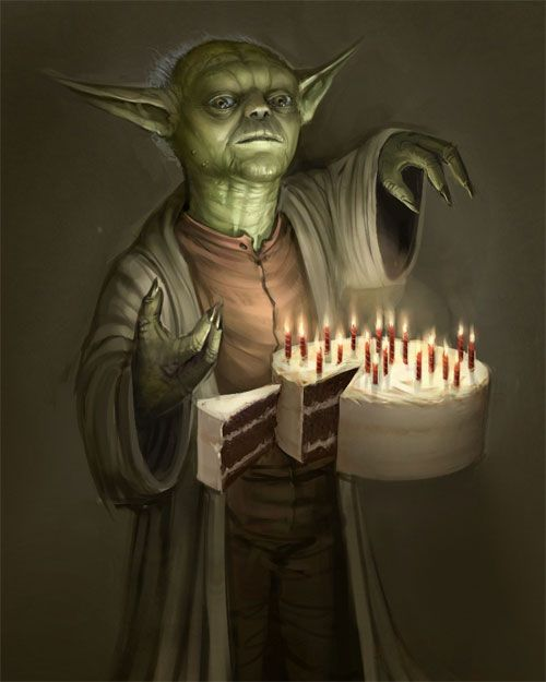 May the force be with you yoda clipart image library download 24 Cool Yoda of StarWars Illustrations | Star Wars - May the ... image library download