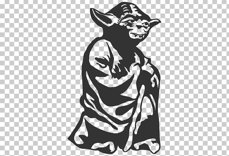 Yoda silhouette clipart free transparent library Yoda R2-D2 Stormtrooper Star Wars Silhouette PNG, Clipart ... transparent library