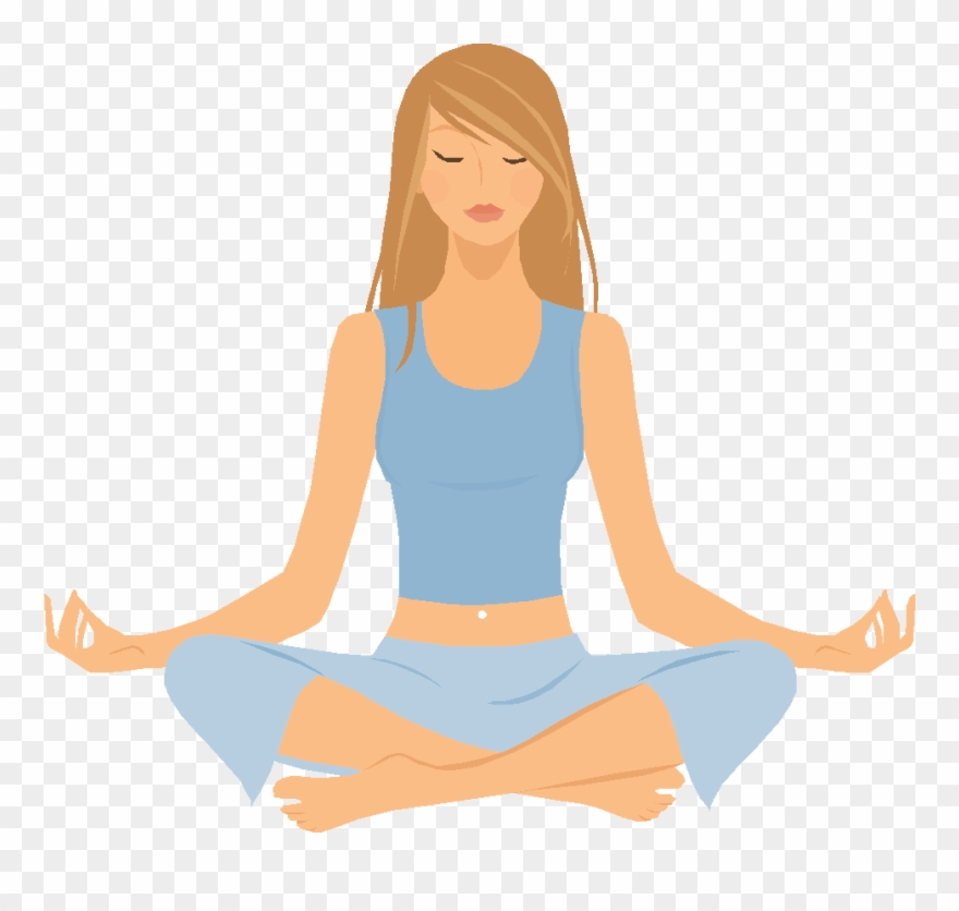 Yoga clipart free clipart transparent library Free Png Yoga Transparent Images Pluspng - Yoga Clip Art ... clipart transparent library