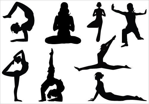 Yoga clipart logo clip freeuse download 65+ Clip Art Yoga   ClipartLook clip freeuse download