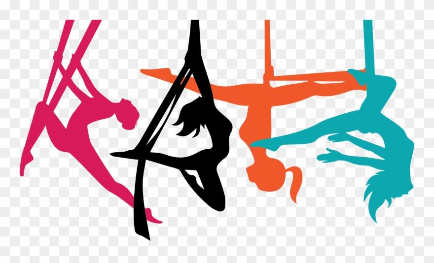 Yoga clipart logo vector free download Aerial Yoga Logo Png Clipart (#1604227) - PinClipart vector free download