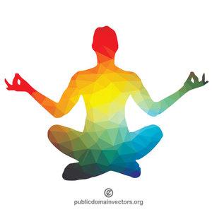 Yoga clipart men clip royalty free stock 314 yoga pose clipart free   Public domain vectors clip royalty free stock