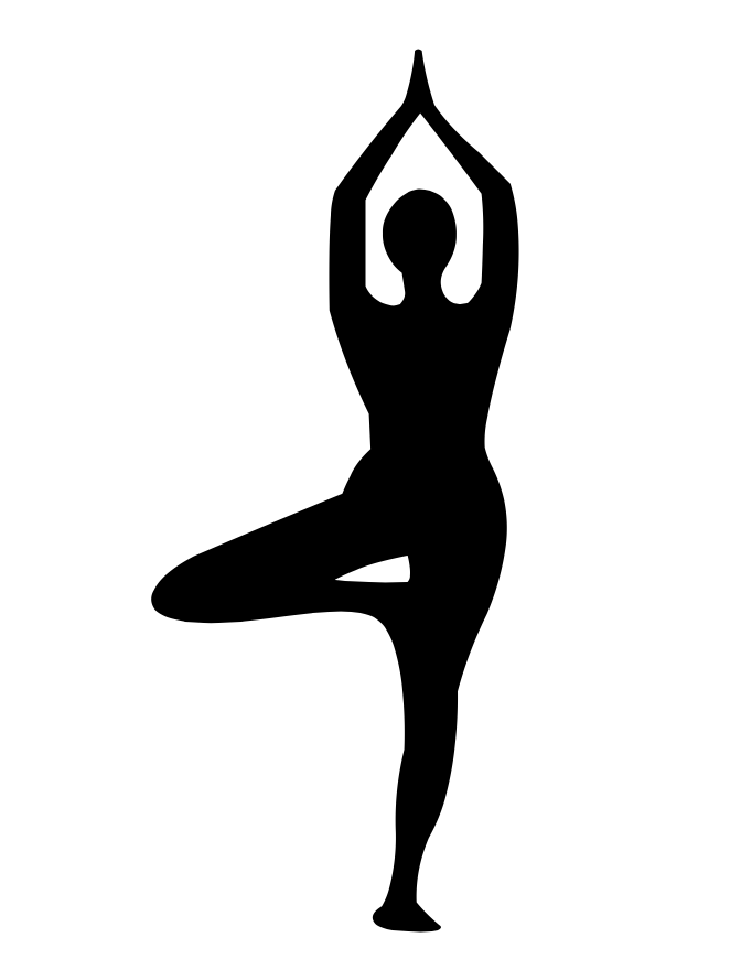 Yoga icon clipart jpg transparent library Yoga Background clipart - Yoga, Exercise, Silhouette ... jpg transparent library