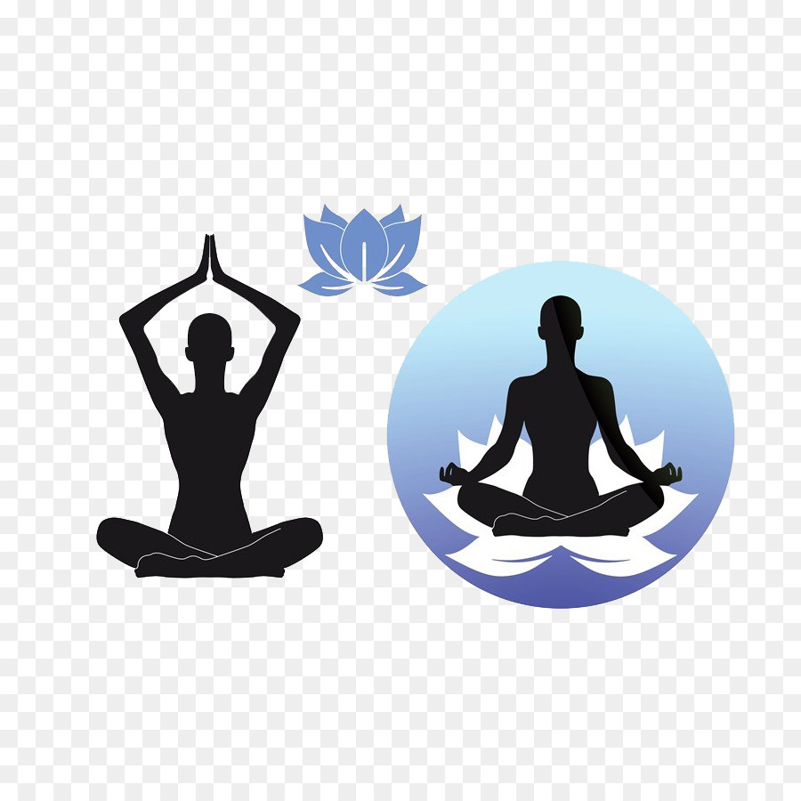 Yoga lotus position clipart image free library Yoga Cartoon png download - 790*885 - Free Transparent Yoga ... image free library